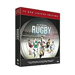 GO Entertain - The Definitive Rugby Collection DVD