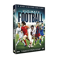 GO Entertain - Ultimate Football DVD