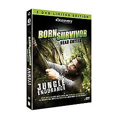 GO Entertain - Born Survivor DVD