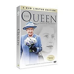 GO Entertain - The Queen DVD