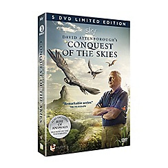 GO Entertain - David Attenborough: conquest of the skies DVD