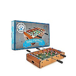 Debenhams - Table top football game