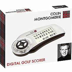 Colin Montgomerie Golf - Digital scorer