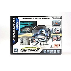 Silverlit - 2.4g spy cam II remote controlled helicopter