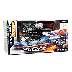 Silverlit - Missile mission truck with foam dart