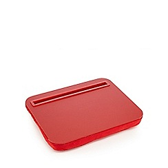 Amplified - Red iBed lap desk
