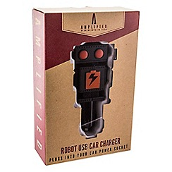 Amplified - Robot USB car charger