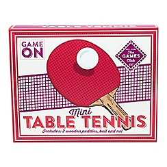 Puzzle Club - Table tennis
