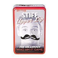 Puzzle Club - Stiff upper lip