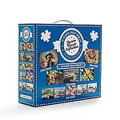 Puzzle Club - 10 in 1 jigsaw sets