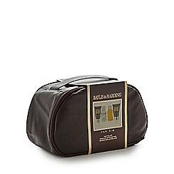 Baylis & Harding - Black Pepper and Ginseng travel wash bag