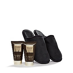Baylis & Harding - Black Pepper Slippers and Toiletries set