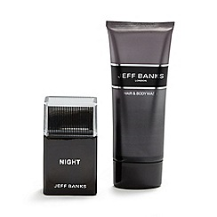 Jeff Banks - Eau de toilette Night collection in gift box