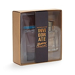 Mantaray - Invigorate eau de toilette and body wash in a gift box