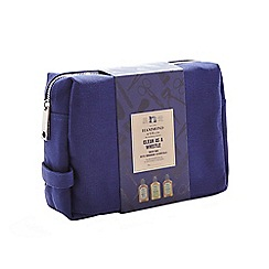 Hammond & Co. by Patrick Grant - Wash bag with grooming essentials