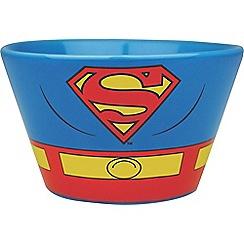 Superman - DC character bowl