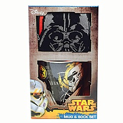 Star Wars - Mug & socks set