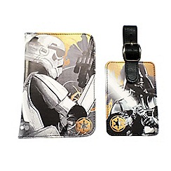 Star Wars - Passport & luggage tag