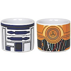 Star Wars - Set of 2 egg cups