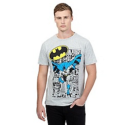 Batman - Grey comic t-shirt