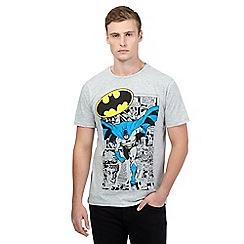 Batman - Grey comic t-shirt