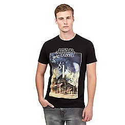 Star Wars - Black pink floyd t-shirt