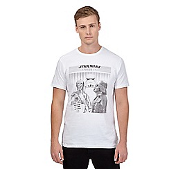 Star Wars - White t-shirt