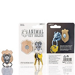 Suck UK - Animal trophy key holder
