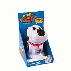 Fizz - Talking cookie jar dog