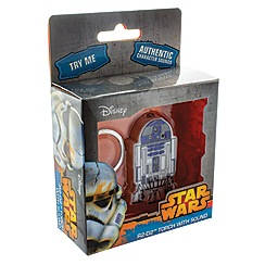 Star Wars - R2D2 torch keyring