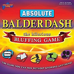 Drumond Park - Absolute balderdash game