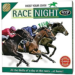 Cheatwell games - Race night dvd