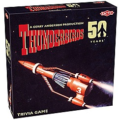 Tactic - Thunderbirds 50 Years Trivia Game