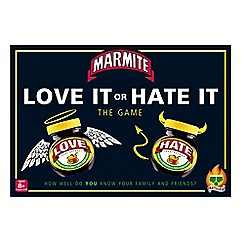 Esdevium Games - Marmite love it or hate it board game
