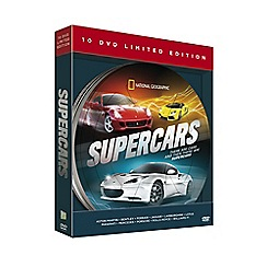 GO Entertain - Supercars DVD