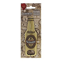 Guinness - Collectors edition bottle opener magnet