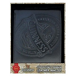 Guinness - 2015 collectors leather wallet - black