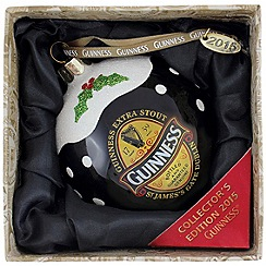 Guinness - 2015 collectors Christmas bauble