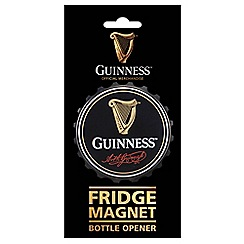 Guinness - Fridge magnet bottle opener