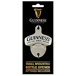 Guinness - Wall mounted bottle opener