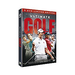 GO Entertain - Ultimate Golf DVD