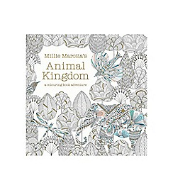 All Sorted - Animal Kingdom colouring book