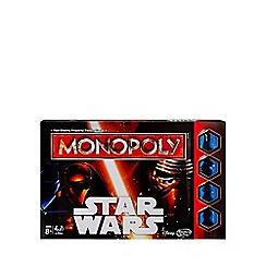 Star Wars - Monopoly Game