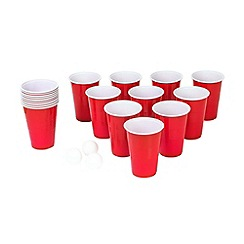 Debenhams - Beer Pong