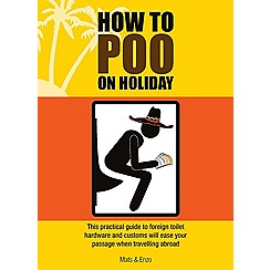 Penguin - How to poo on holiday
