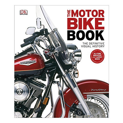 Debenhams - The motorbike book: The definitive visual history