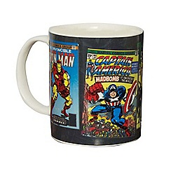 The Avengers - Heat change mug