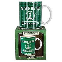 Debenhams - Subbuteo mug