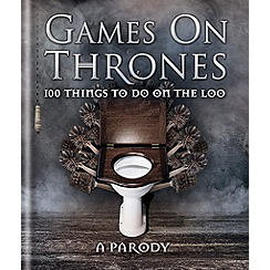 All Sorted - Games on thrones: 100 things to do on the loo