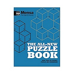 All Sorted - Mensa: The all-new puzzle book
